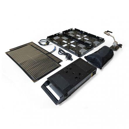 No Battery Mount Cineroid ML800-3N Metal LED 3 Light Set