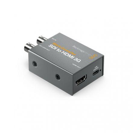 Blackmagic Design Micro Converter - SDI to HDMI 3G with Power Supply