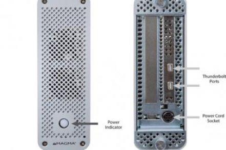Magma ExpressBox 1T - Single Slot Thunderbolt 2 PCIe Expansion