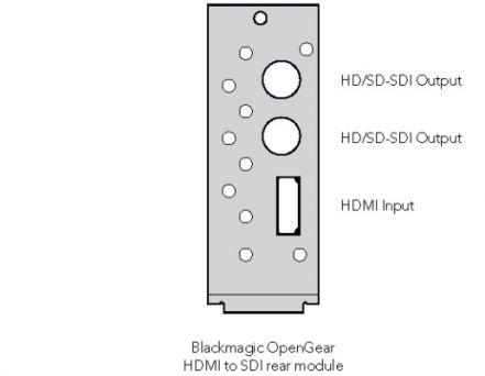 Mini Converter Sdi To Audio 4k 1sourcevideo