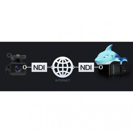 Reckeen LITE SDI-HDMI 4K Virtual Studio Workstation