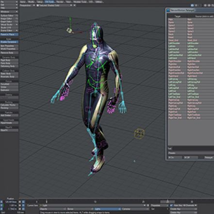 Lightwave NevronMotion 1.0 - Academic ESD